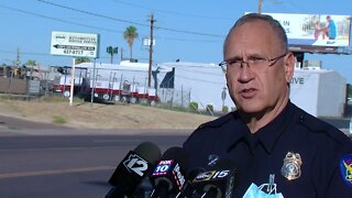 Phoenix police give update on strip club shooting