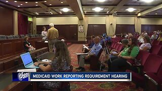 Conversation around Medicaid work requirements continues