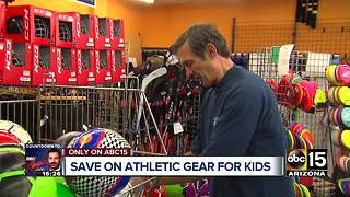 Smart Shopper: Tips to save on athletic gear - Video