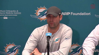 Dolphins Coach Adam Gase Rips Jarvis Landry After Week 17 Fight