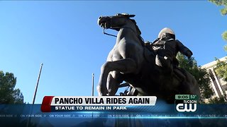 Downtown Tucson statue will not be taken down