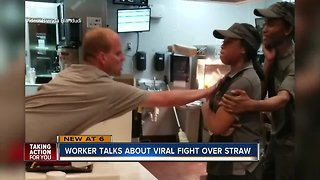 McDonald's employee attacked by customer at work hires attorney after being placed on leave