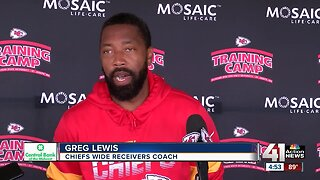 Chiefs players back at training camp Tuesday