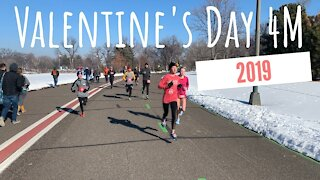 2019 Valentine's Day 4 Mile