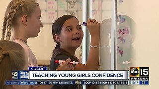 New class teaches young girls confidence