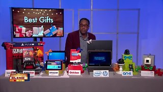 Tech Gifts For the Family With Mario Armstrong