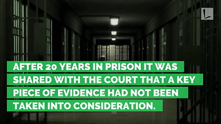 Innocent Man Jailed 20 Years Finally Set Free by Murder Victim's Dying Words - Video