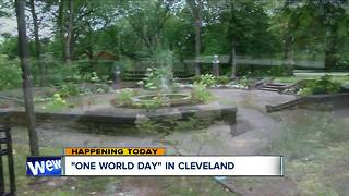 One World Day in Cleveland