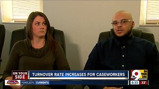 Job and Family Services caseworkers leaving field quicker than ever before