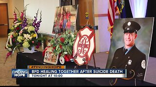 TEASE 2 : Boise Fire coping with suicide death