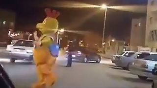 Dancing in the streets of Tehran - Video
