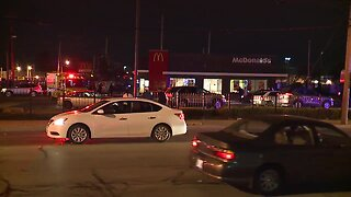 Cleveland police investigating fatal shooting at a McDonald's