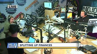 Mojo in the Morning: Splitting up finances