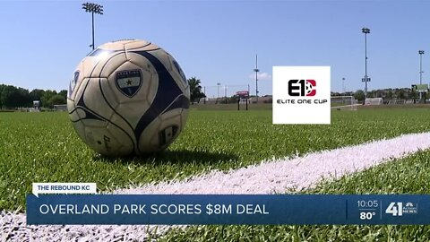 Overland Park snags another national youth soccer tourney for 2021