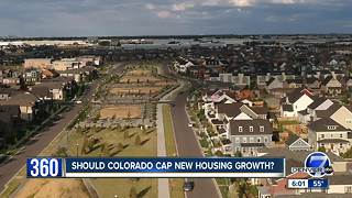 Proposed ballot initiative would limit new housing construction in 10 Colorado counties - Video
