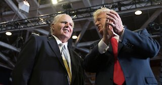 HEARTWARMING: Trump Pays Tribute to Rush Limbaugh