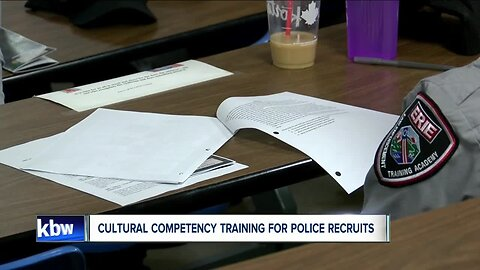 Local law enforcement officers, recruits learn about diversity through cultural competency training