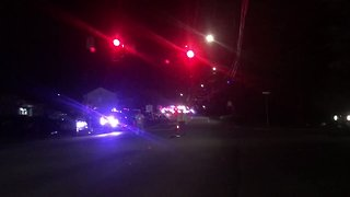 Police Respond to House Explosion in North Haven - Video