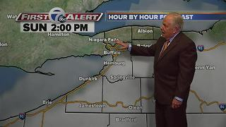 7 First Alert Forecast 11pm Saturday 5/19 - Video