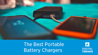 The Best Portable Battery Chargers