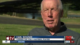 Fifty eight years since plane carrying Cal Poly football team crashed - Video