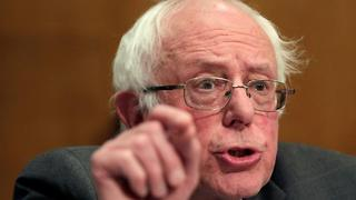 Sanders Spars With Christian Trump Nominee Over His Beliefs - Video