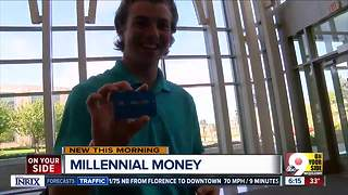 Spooked by the possibility of debt, young adults are sidestepping credit cards - Video