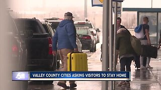 Valley County cities asking visitors to stay home amid COVID-19