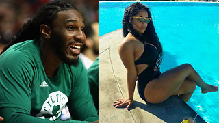 Did Jae Crowder Just DUMP His Baby Mama on Instagram? - Video