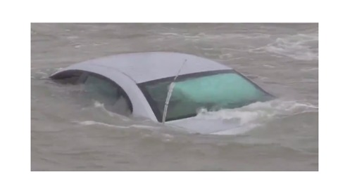 Driver Abandons Car on Slippery Wisconsin Road, and Lake Michigan Claims it Shortly After