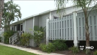 Fort Myers couple looking for answers after HOA removes their chimney