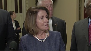 "Pelosi, Democrats Look To Cause Fear Among Americans; Calls Tax Plan ""Armageddon"" - Video"