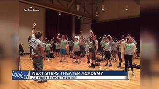 First Stage Theater is offering theater classes for kids with special needs called 'Next Steps' - Video