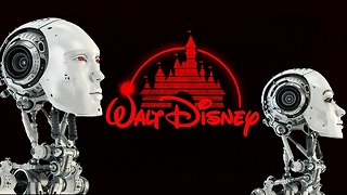 Is Disney Building a Robot Army? - News Stories You Missed This Week - Video