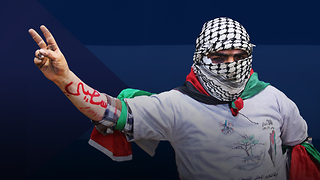 Why Are Palestinians Protesting In Gaza? - Video