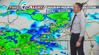 7 First Alert Forecast - 2/15, 5 a.m. - Video