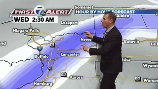 7 First Alert Forecast, 1120 11pm