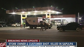 Victims identified from overnight shooting in Sapulpa - Video
