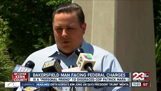 Bakersfield man facing federal charges