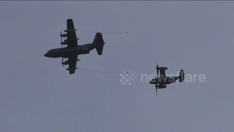 Sheffield Fly Past commemorates 75th anniversary of 'Mi Amigo' US bomber crash