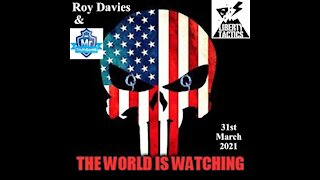 Fast and Meaningful – Roy Davies and Mr Truth Bomb 31-3-21