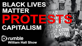 BLM Protests Against 'White Capitalism' For Christmas