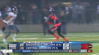 Friday Night Live Varsity Football - Semifinals - Video