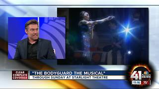 'The Bodyguard: The Musical' at Starlight Theatre - Video