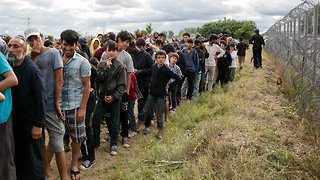 Hungary Just Took Steps To Crack Down On Illegal Immigration - Video
