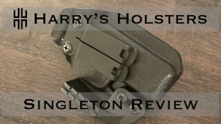 Harry's Holster Singleton Review
