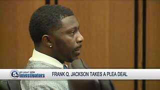 Mayor's grandson accepts plea deal while on trial for assault, abduction