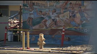 Chicano artists fighting to save murals after one already destroyed