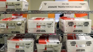 U.S. Postal Service Cuts Back Sorting Machines As Mail-In Voting Nears