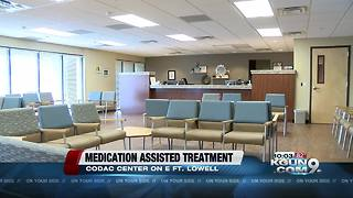 First 24 hour methadone clinic opens in Tucson - Video